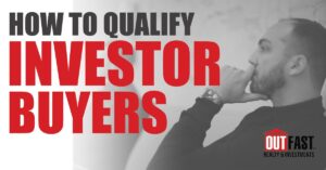 How to qualify investor buyers